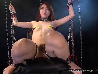Electro torture Asian Girl Japanese - 17