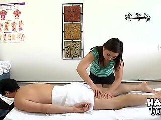 Dieser Massagesalon ist sehr verdorben