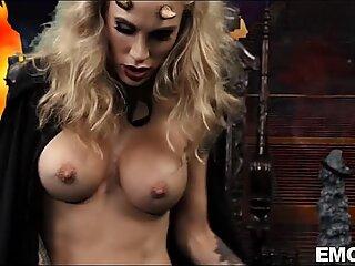 Djævelsk blondine sild