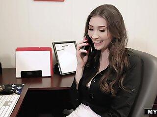 مشغول و طيزها كبير أنجلينا ديامانتي - مكتب سريعة! بلغ عن هذا الفيديو